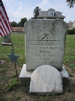 Jacob Burkey