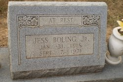 Jess Boling, Jr
