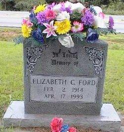 Elizabeth C Ford