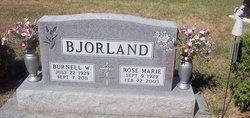 Burnell Wayne Bjorland