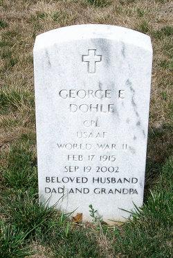 George E Dohle