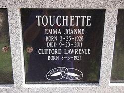 Emma Joanne Jo <i>Duff</i> Touchette