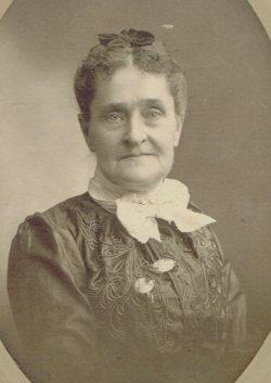 Sarah Ann <i>Fairbanks</i> Dodge