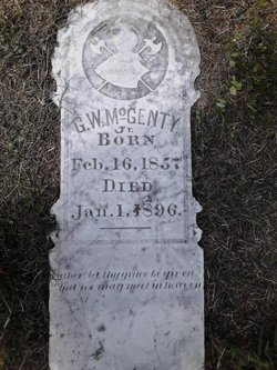 George Washington McGinty, III