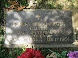 Robert Lee Ambrose