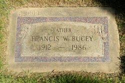 Francis Wilson Bucey
