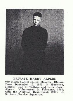 Harry Charles Alpers