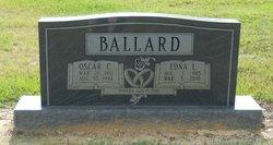 Edna <i>Lucas</i> Ballard