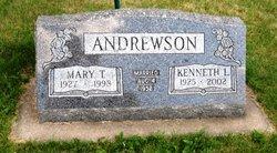 Kenneth L Andrewson