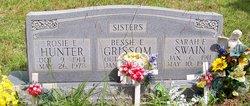 Bessie Emma Mae <i>Edwards</i> Grissom