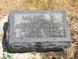 Mabel <i>Van Patten</i> Nelsen