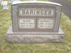 Ellen <i>Baum</i> Baringer