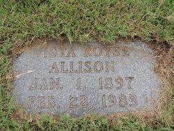 Vista <i>Royse</i> Allison