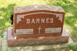 Clarence Ellrey Barnes