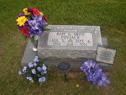 Mary <i>Gitterle Smith</i> Poviach