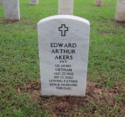 Edward Arthur Akers