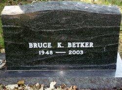 Bruce Kenneth Betker