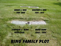 Winnifred Winnie <i>Hackney</i> Ring