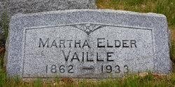 Martha <i>Elder</i> Vaille