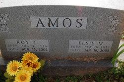 Roy T Amos