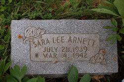 Sara Lee Arnett