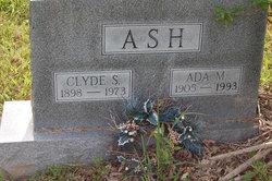 Ada M <i>Satterfield</i> Ash