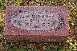 Alda Musgrave Bailey