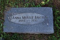 Anna Myrtle Baker
