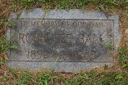 Bob Lee Ball