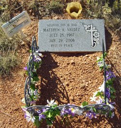 Matthew A Valdez