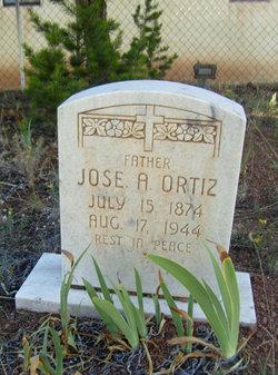 Jose A Ortiz