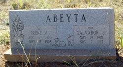 Salvador J Abeyta