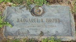 Margaret K. Brown