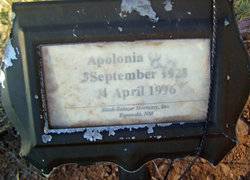 Apolonia Unknown