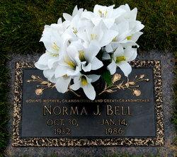 Norma J <i>Van Buskirk</i> Bell