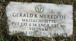 Gerald K. Meredith