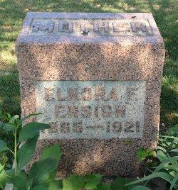 Elnora Fern <i>Kernan</i> Ensign