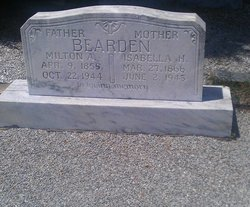Milton A. Bearden