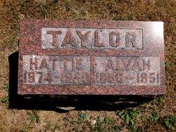 Alvah Taylor