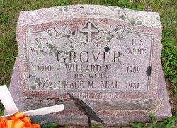 Grace M <i>Beal</i> Grover