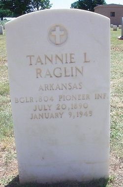 Tannie Lee Raglin