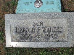 Harold Franklin Wright