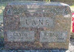 Clyde A Lane