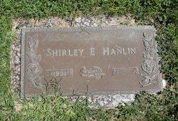 Shirley E <i>Rogers</i> Hanlin