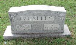 Ethel <i>Patterson</i> Moseley
