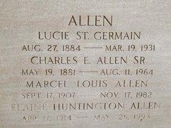 Elaine <i>Huntington</i> Allen