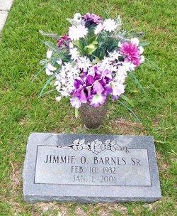 Jimmie O Dickie Barnes, Sr
