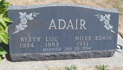 Betty Lou Adair