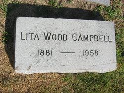 Lita <i>Wood</i> Campbell
