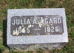 Julia A Agard